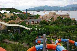 Parque acuatico Vinpearl - Nha Trang - Vietnam