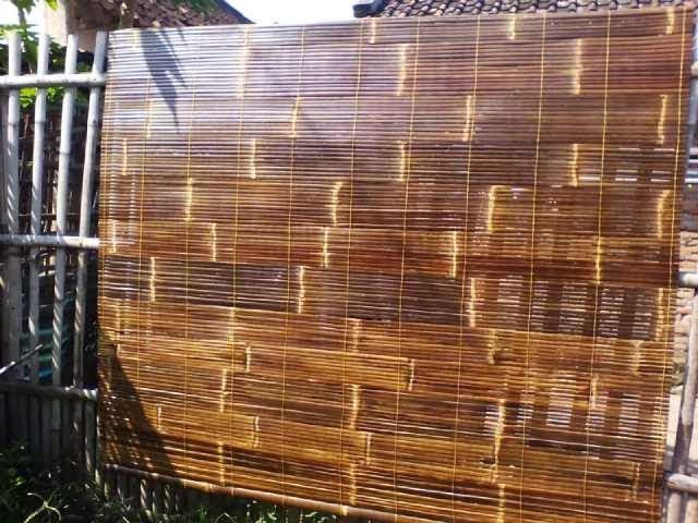 Jual Anyaman Bambu