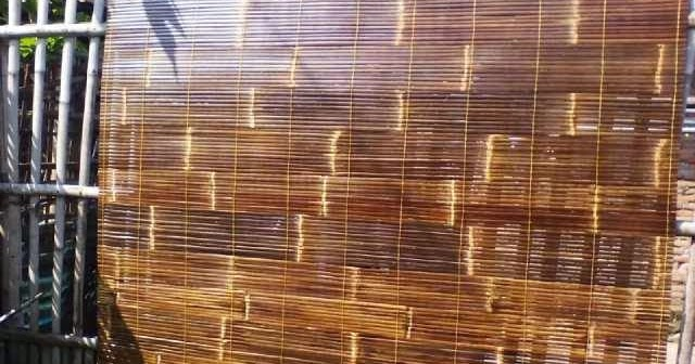 Jual Kerajinan Bambu