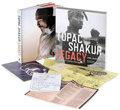 Tupac Shakur Legacy - Hardcover Gift Set by Jamal Joseph