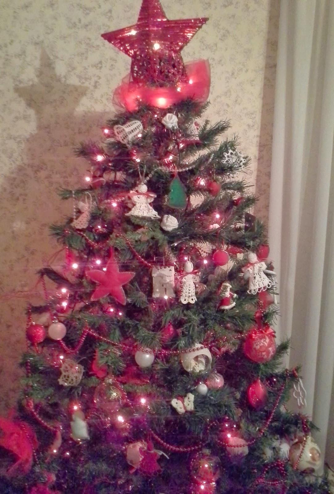 Il filo di costanza addobbi natalizi all 39 uncinetto for Addobbi natalizi all uncinetto
