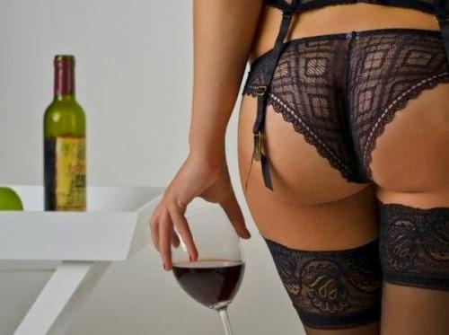 Um copo de vinho é equivalente a 30 minutos de Se3*xo