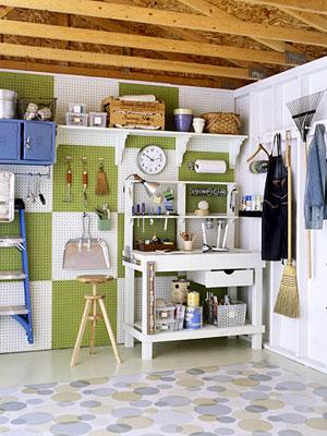 Dwellers without decorators: monday morning inspiration   garage ...