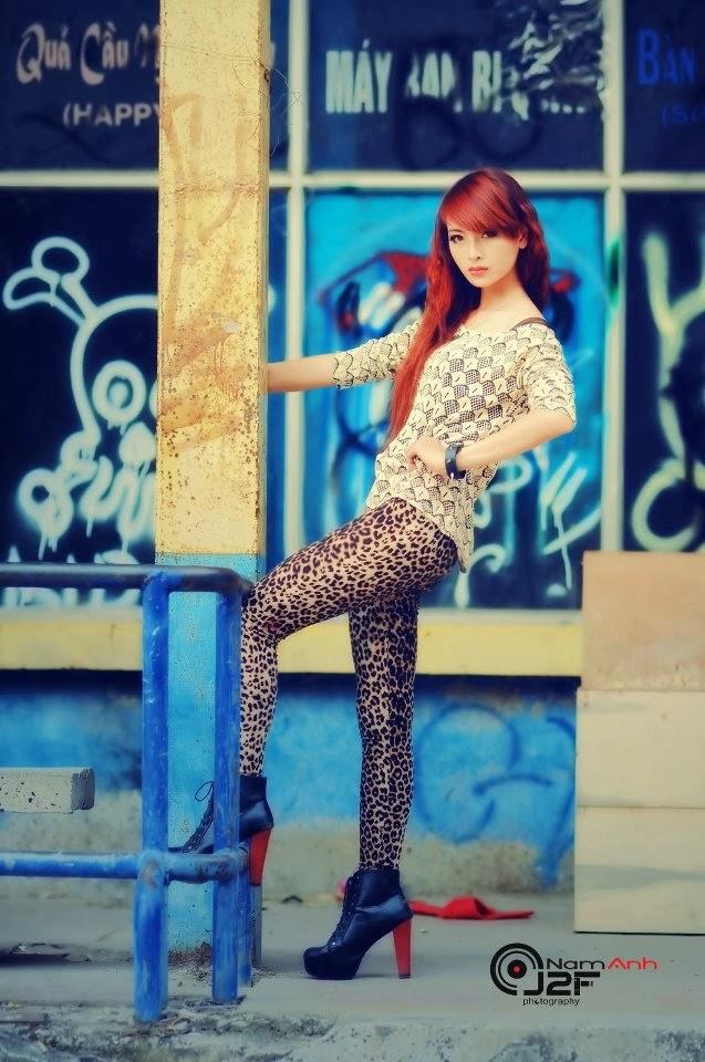 Trang Ella - Girl Style