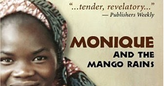 book review monique and the mango rains