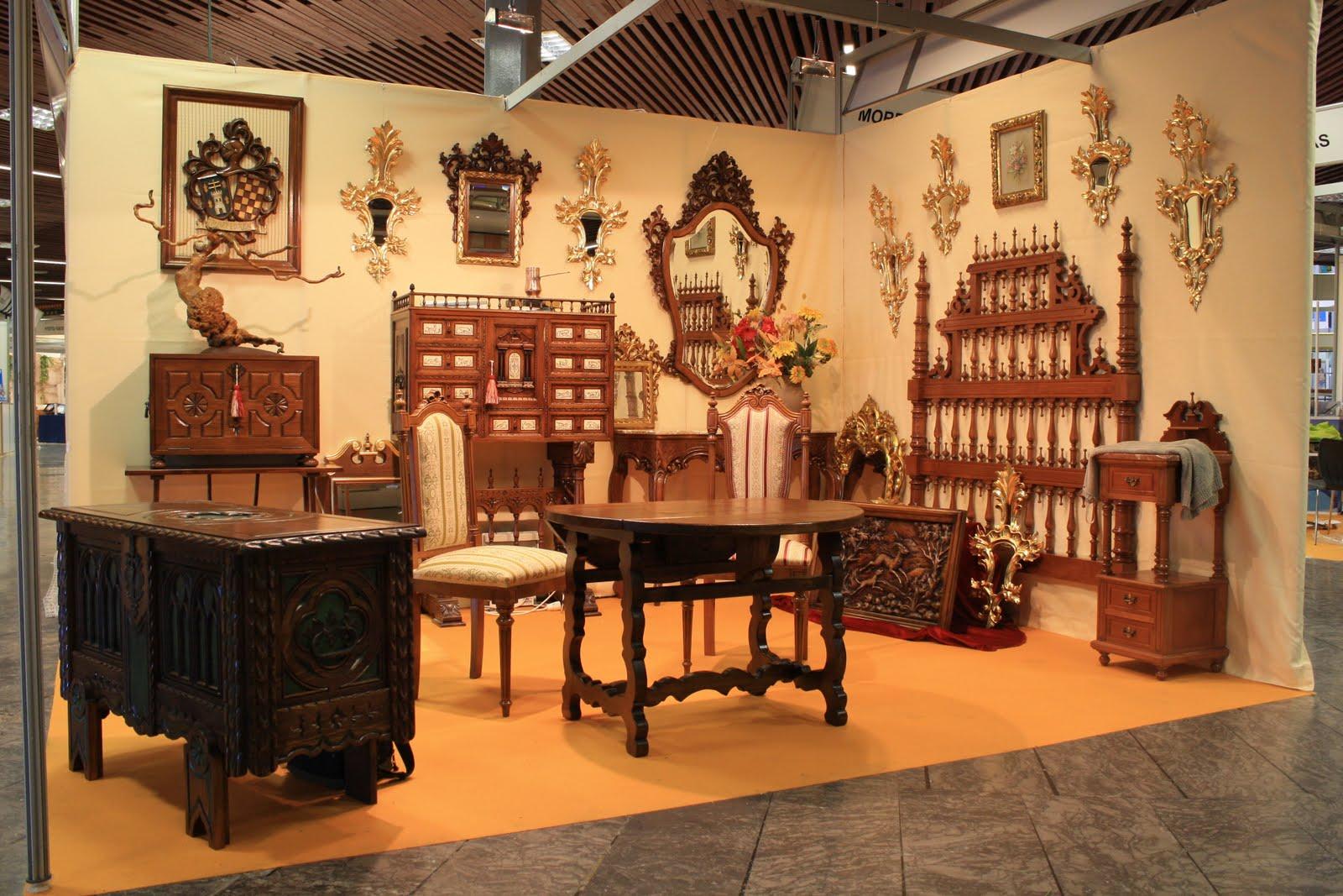 Hijos de esteban jimenez s l exposicion muebles de for Muebles estilo l