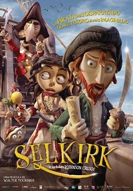 Selkirk: O Verdadeiro Robinson Crusoe Dublado