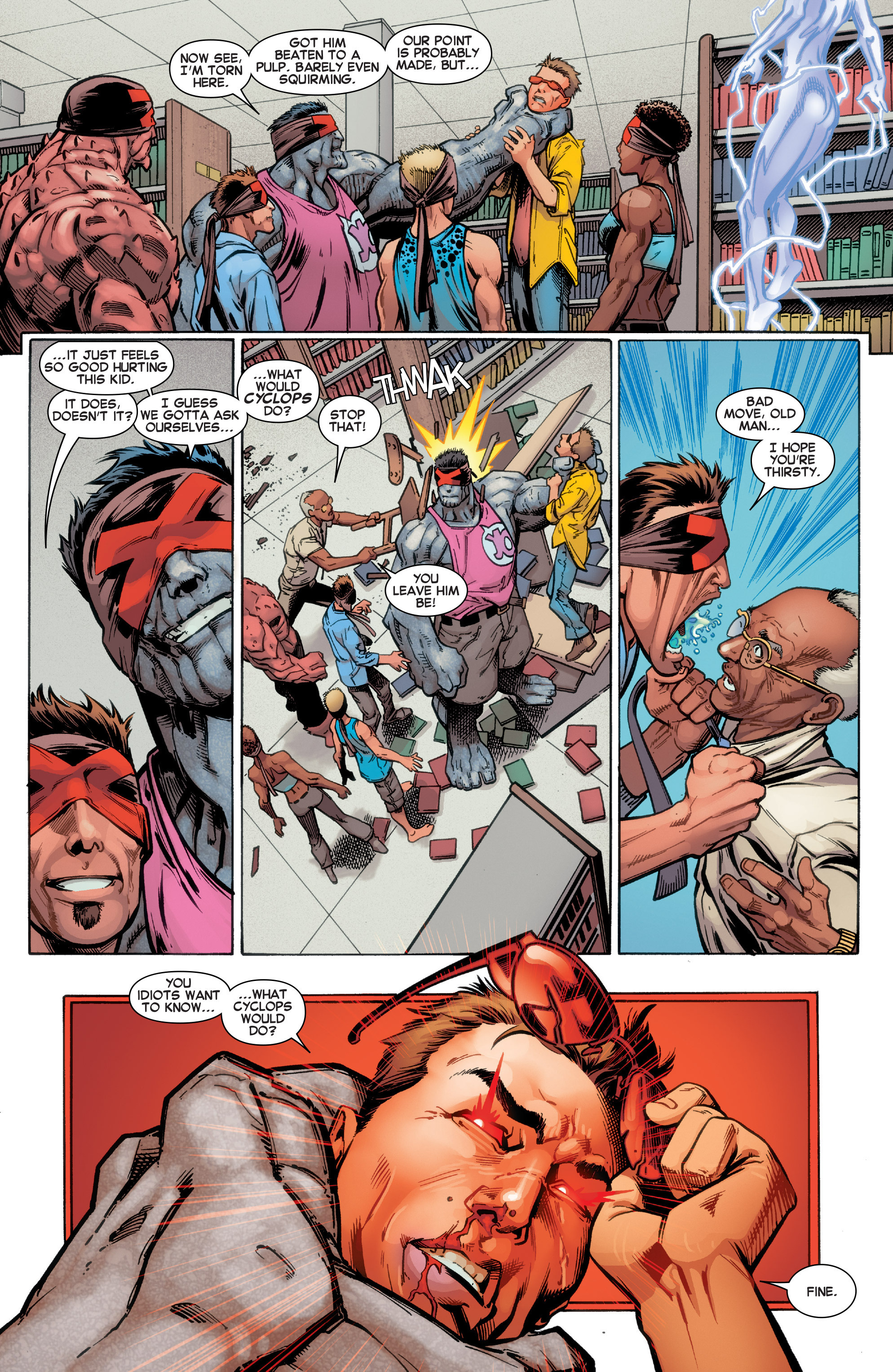 All-New X-Men (2016) Issue #1 #2 - English 19