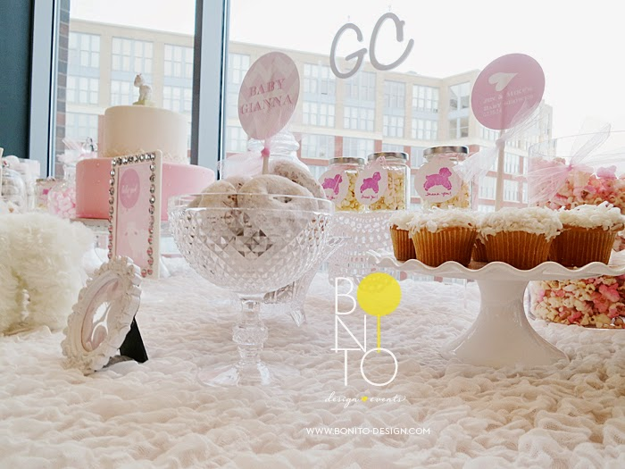 bonito design blog helen guzman lamb theme baby shower