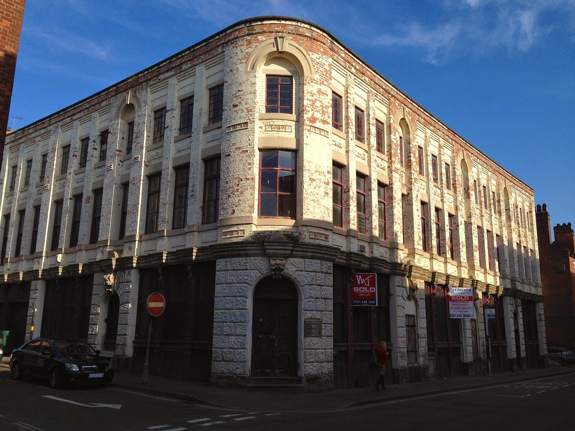 Former premises of Joseph Smith & Sons, Manufacturing Jewellers, Jewellery Quarter, Birmingham