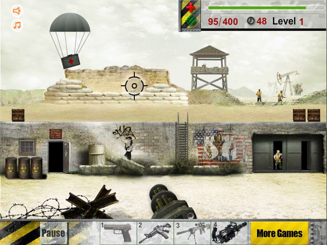 Download Game Perang Operasi Anti Terror Gratis