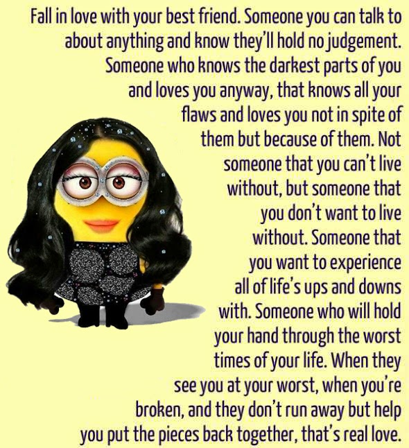 Free Mobile App Android Minion Quotes