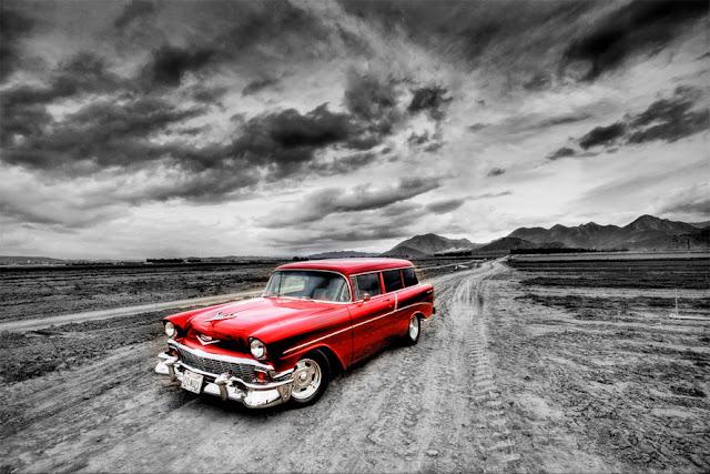 シボレー・ベルエアー・ノマド 初代-2代目 | Chevrolet Bel-Air Nomad (1955-61)