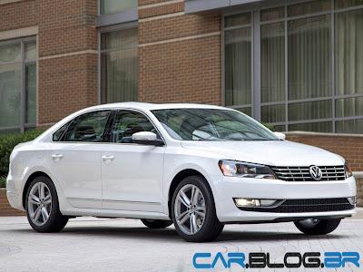 Novo VW Passat 2013