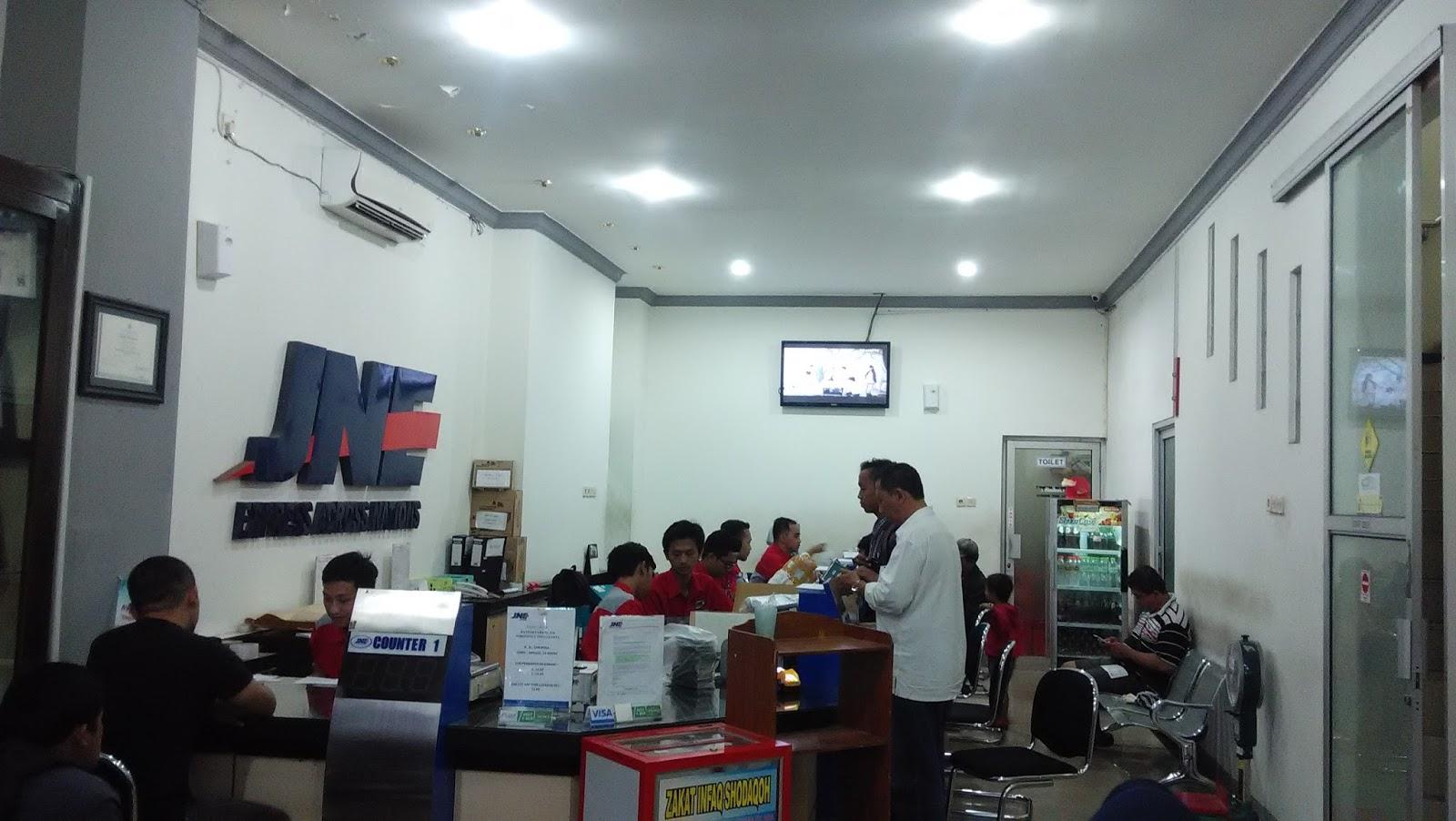 Kantor Jne Pusat Yogyakarta Melayani Pengiriman Barang 24 Jam