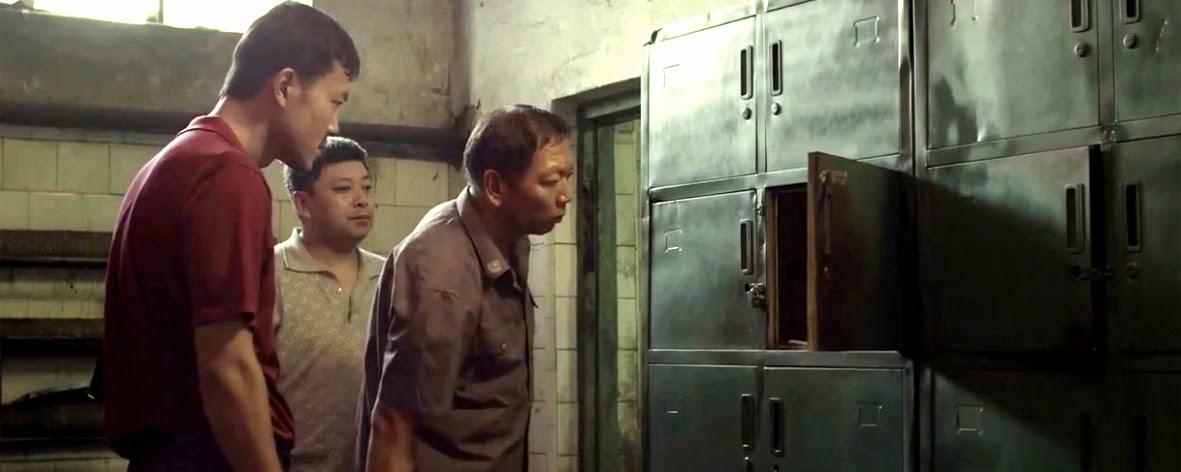 Bai ri yan huo - Czarny Węgiel, Kruchy Lód - 2014