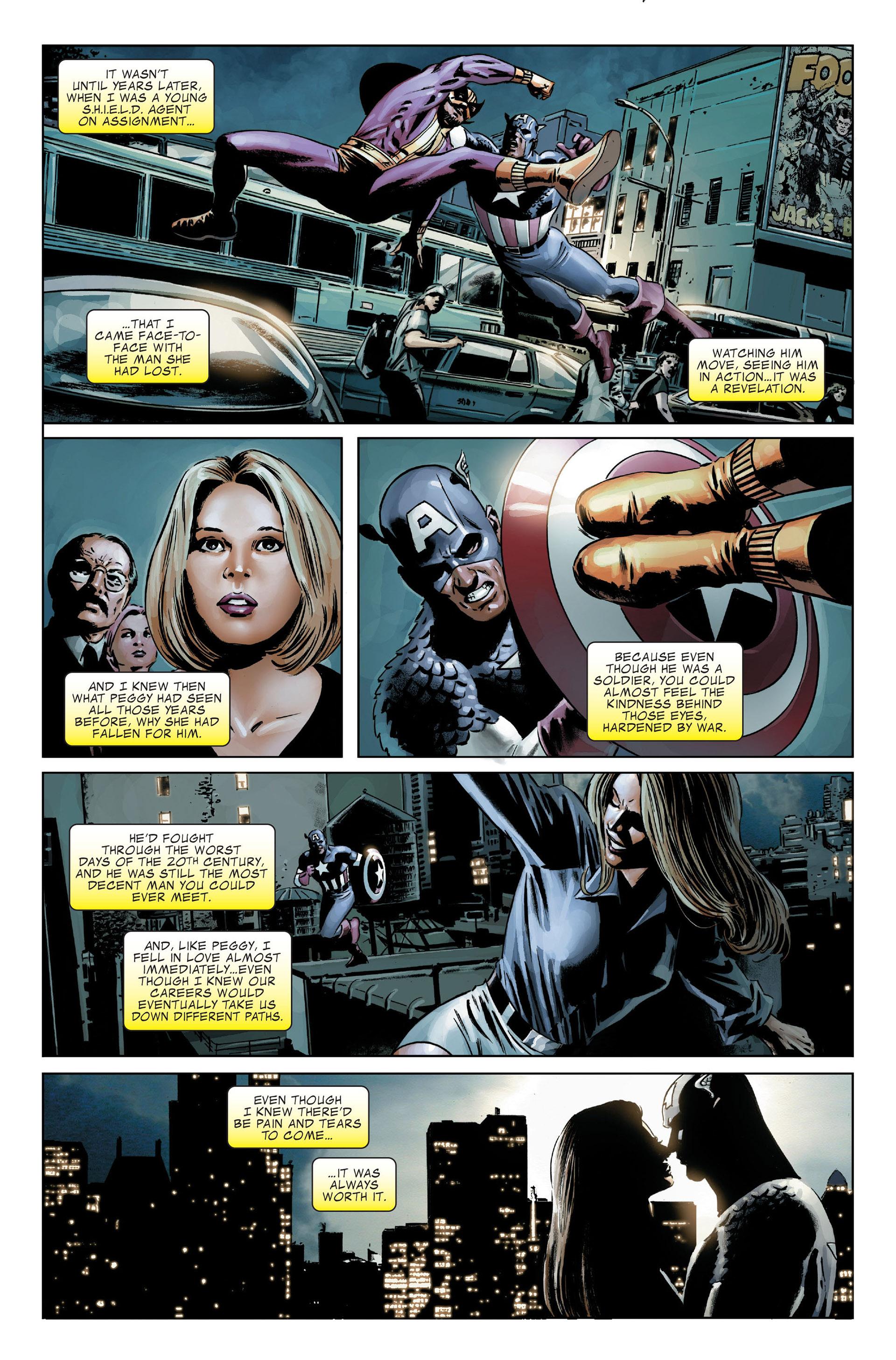 Captain America (2005) Issue #25 #25 - English 10