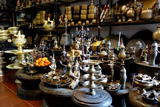 Talat Sao - Những điểm tham quan nổi bật ở Viên Chăn Lào