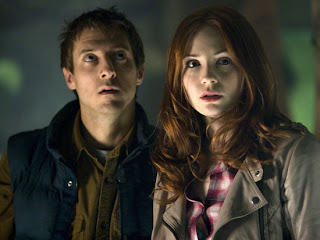 Amy, Rory, Doctor Who