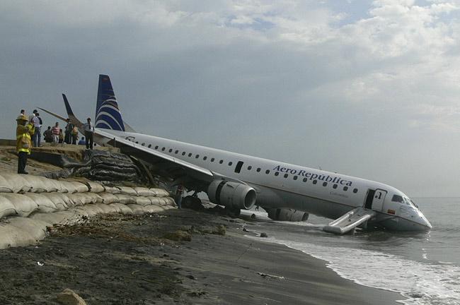 Accidentes aéreos idemnizaciones