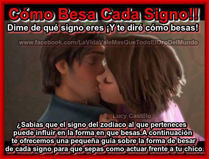 C mo besa cada signo - Mejor signo del zodiaco ...