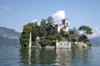 EL CASTILLO DE LA ISLA DE LORETO Isola+Di+Loreto