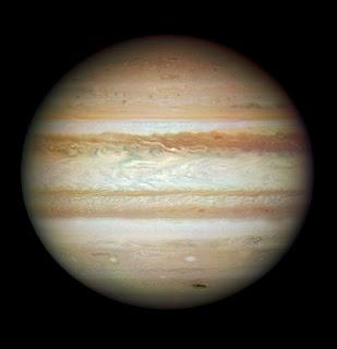 Юпитер июль 2009 года
