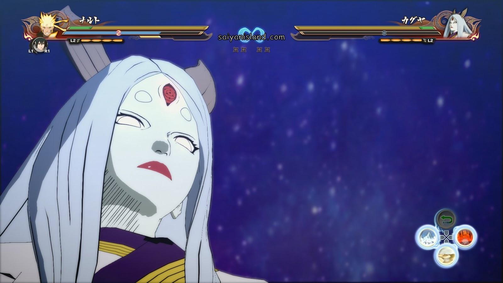 Naruto News Naruto Storm 4 Kaguya Transformao Bijuu