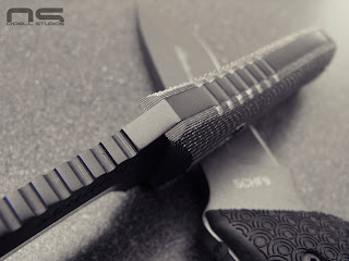 SCHF10 fit and finish budget survival knife review