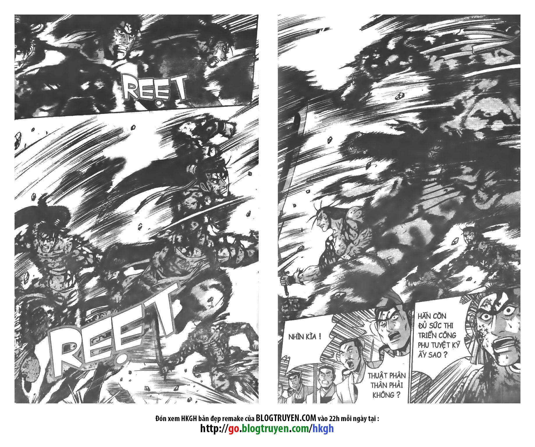 Hiệp Khách Giang Hồ - Hiệp Khách Giang Hồ Chap 217 - Pic 28