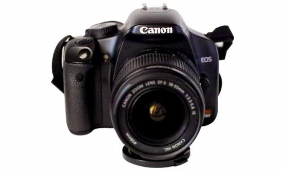 Harga Kamera DSLR Canon EOS 450D dan Spesifikasi Lengkap Baru