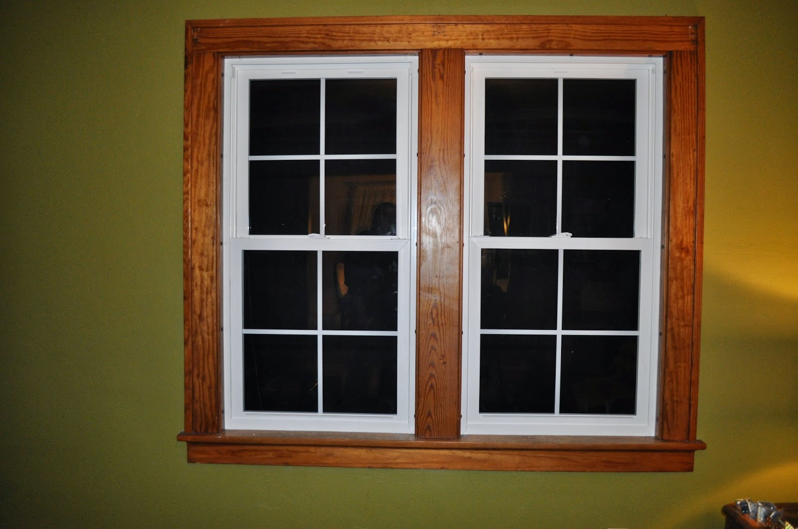 new windows, jeld wen windows, diy, reno, bedroom redo, vinyl windows, window install