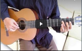 Happy Birthday in C Major - Easy Fingerstyle Guitar For Beginners