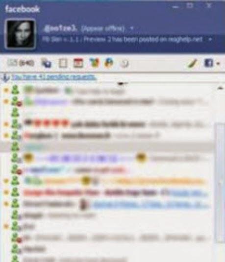 Facebook ,skin, for, Messenger, 8.5  download ,software ,facebook ,messenger
