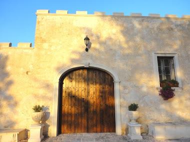 Masseria Entrance