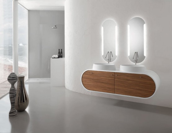 Ambiance Bain Offers Ultra Chic And Timeless Bathroom Furniture Ings