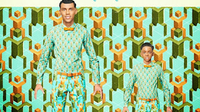 Promo image for Stromae's Papaoutai