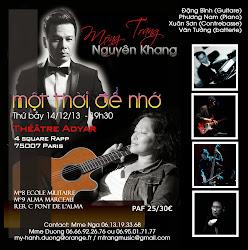 MT concert 14/12/2013
