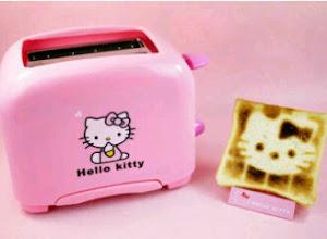 Toaster Hello kitty