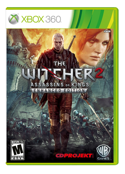 Witcher 2, Xbox 360, PC, RPG, gaming, games, gamer, video games, Future Pixel, Console, Xbox, article, News