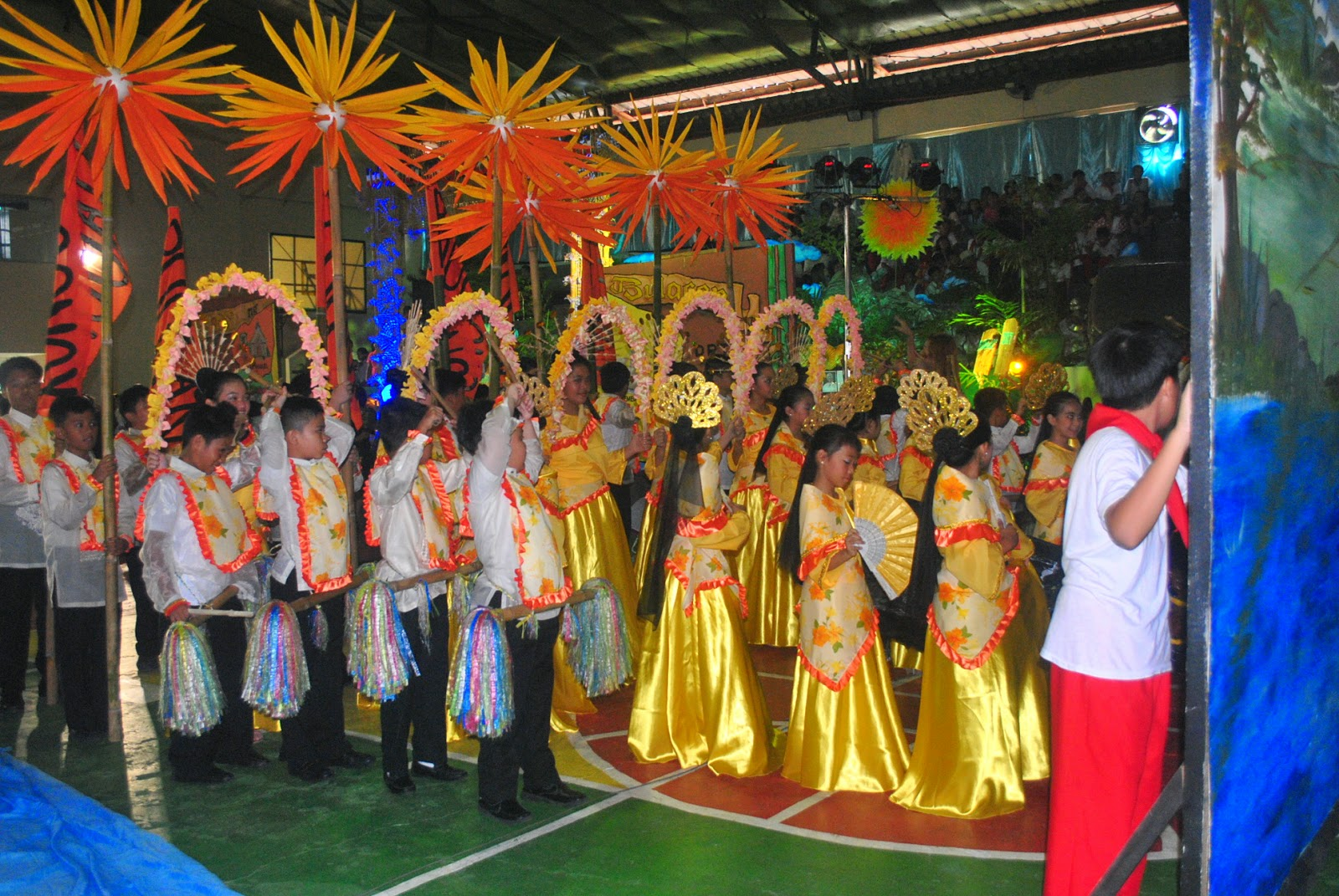 Buwan Ng Wika Celebration The SPCB News Blog: GS...