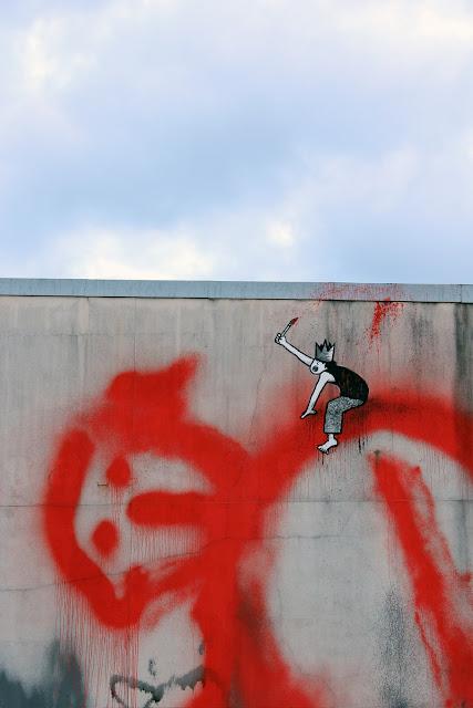 Street Art By Ella & Pitr On The Streets Of Saint-Etienne, France 2