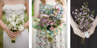 平時真的好少用的襯花可以作結婚花球之用