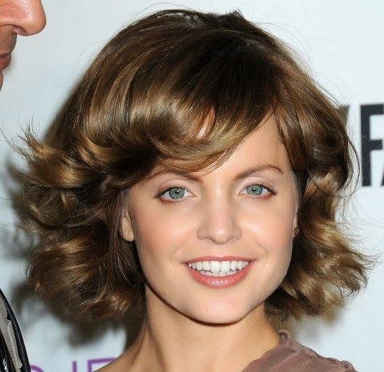 ... Hair style, Stacked Hair Cuts, New Year, 2014, Women Fashion, Hair