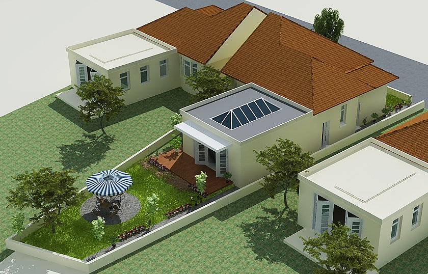Remarkable 3D House Plan & Maps & Front Elevation 840 x 538 · 144 kB · jpeg