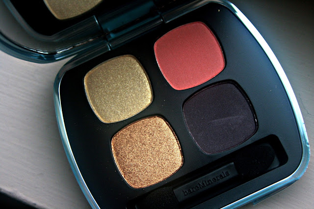 bareMinerals eady 4.0 Eye Shadow Quads in The Next Big Thing