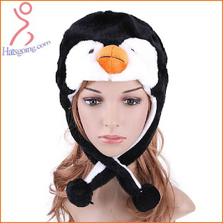 penguin animal hats