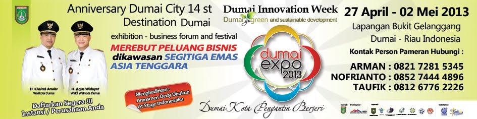 Dumai Expo 2013