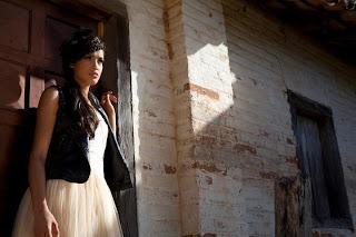Capa oficial do novo CD de Brenda - Novos horizontes