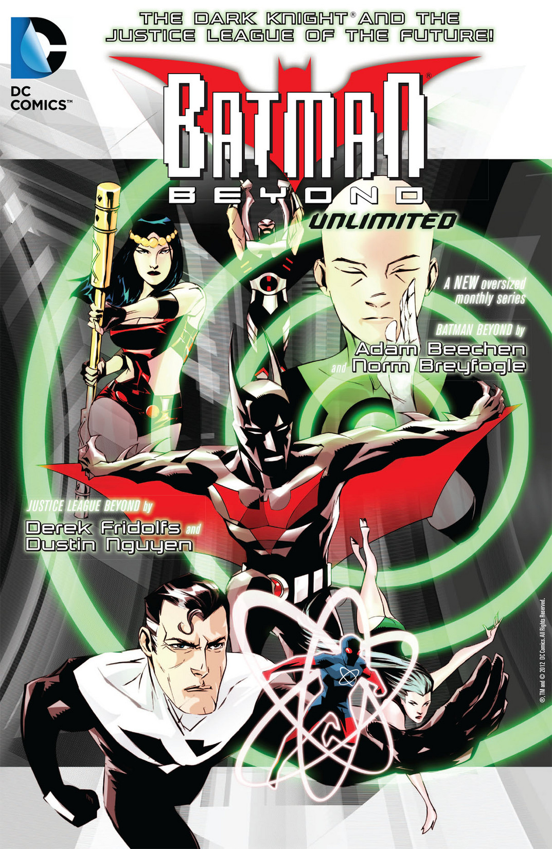 Batman Beyond (2012) Issue #13 #13 - English 24